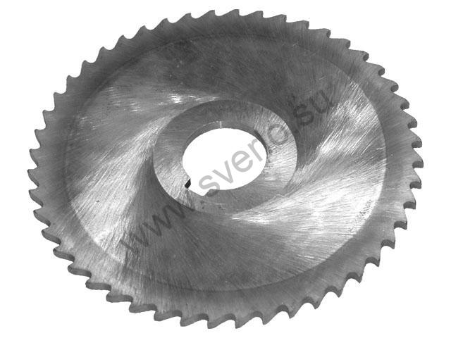 Фреза отрезная 160х1,6х32 тип 2 Z80      (2254-1292)