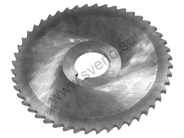 Фреза отрезная 125х2,5х27 тип 2 Z48      (2254-1272)