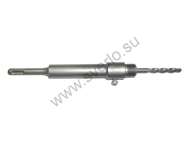 Хвостовик для коронок SDS+ 160мм РЕЗОЛЮКС