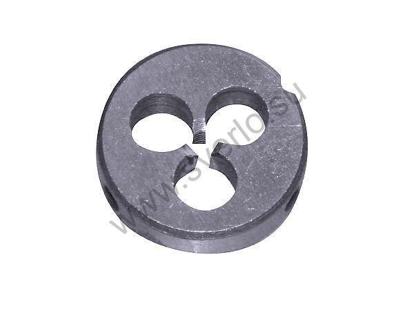 Плашка круглая  2,2*0,45   d 16 мм ГОСТ9740-71