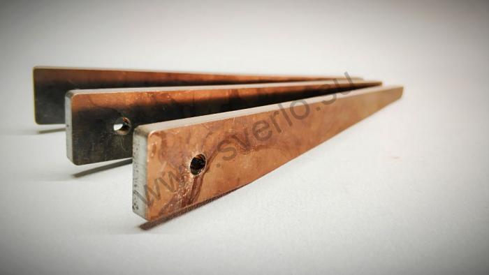 Клини для выбивания инструмента КМ3 160*38*21*5 мм